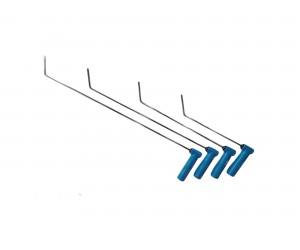 4 Pieces Indexable Pdr Equipment